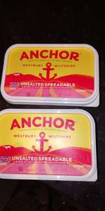 Anchor Spreadable 500g £1.49 at Fulton Foods Huddersfield