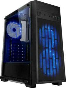 EG Coolmax Black & Mesh ATX Tower Case PC @ Ebuyer on Ebay - £27.50 delivered