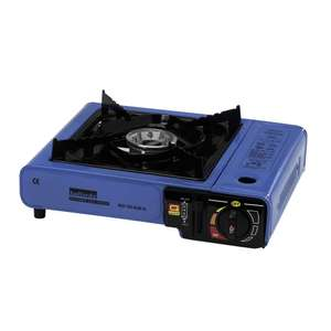 Halfords Portable Gas Stove down from £20 to £10 c&c