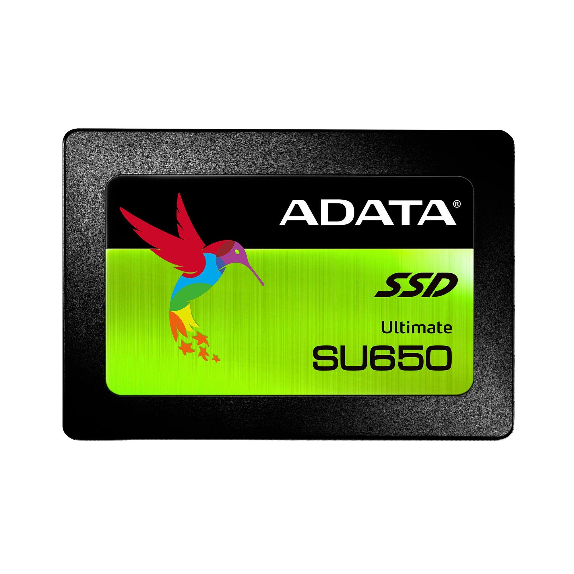 """Adata Ultimate SU650 480GB 2.5"""" SATA III SSD for £44.93 Delivered @ CCLonline"""