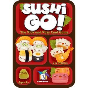 Sushi Go Card Game £12.51 delivered @ Firestorm Cards