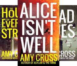 Death Herself Books 1-3 by Amy Cross FREE on Kindle @ Amazon