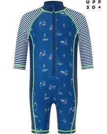 Boys anchor sun safe surf suit UPF 50+ £3.82 with code at Monsoon (free C&C)