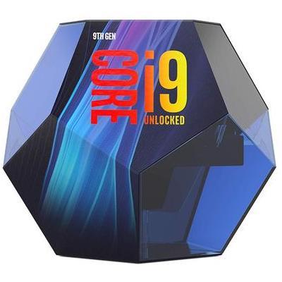 Intel Core i9-9900K Retail - (1151/8 Core/3.60GHz/16MB/Coffee Lake/95W/Graphics) £404.99 @ Amazon
