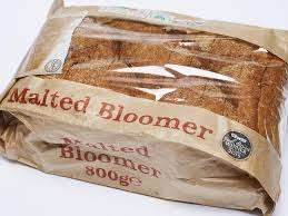 Award winning Bloomer's 89p @ Aldi 800g