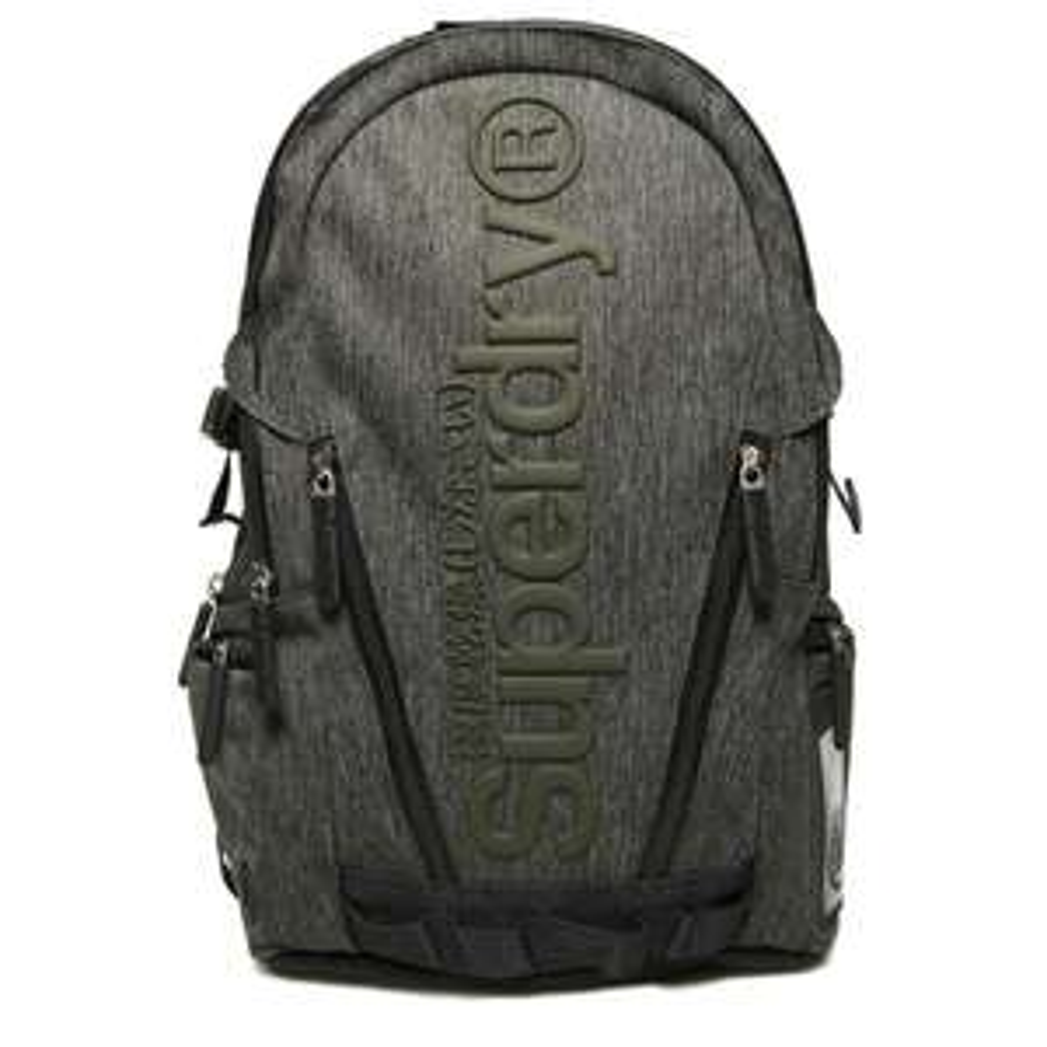 Superdry Legend Tarp Backpack Green Grit (54.99 official site) at Superdry Ebay for £26.39
