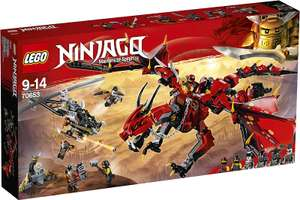 LEGO Ninjago 70653 Firstbourne now £42 delivered at Amazon