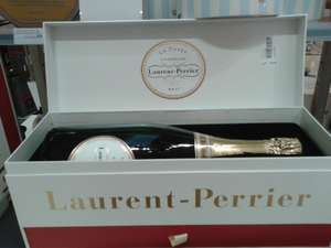 Laurent-Perrier La Cuvee Champagne 75cl (& Chocolates) Boxed £30, in-store at John Lewis & Partners, Liverpool