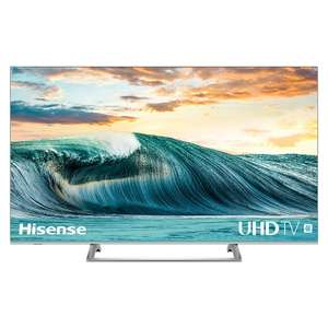 Hisense H50B7500UK 50 4K Ultra HD Certified Smart LED TV at Ebay/Hughes for £359