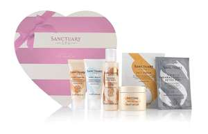 Sanctuary Spa Lost in the Moment Gift Set now £10.50 at Sainsbury's