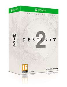 Destiny 2 Limited Edition (Xbox One) Low Stock @ Amazon for £34