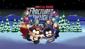 South park™: the fractured but whole™ PC for £4.99 @ Humblebundle