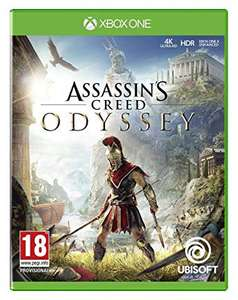 Assassins Creed - Odyssey - Xbox Store for £27.50
