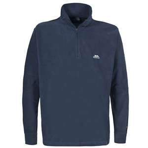 Trespass Men's Masonville Microfleece Jacket Sizes S to XXL, Various colours from £4.99 @ Amazon - Add on item