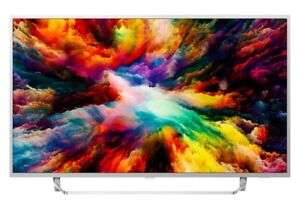 Philips 50PUS7383/12 50 Inch SMART Ambilight 4K Ultra HD HDR LED TV Freeview HD (Refurbished) at Ebay/Electrical Deals £384