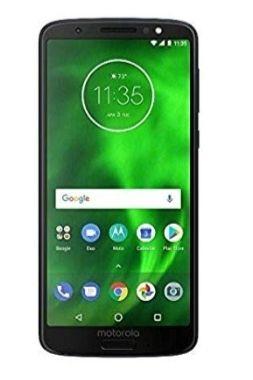 New Motorola Moto G6 - Single Sim - Deep Indigo - 32GB, 3GB Ram - EU Version £109.97 @ Connected 247 / Amazon