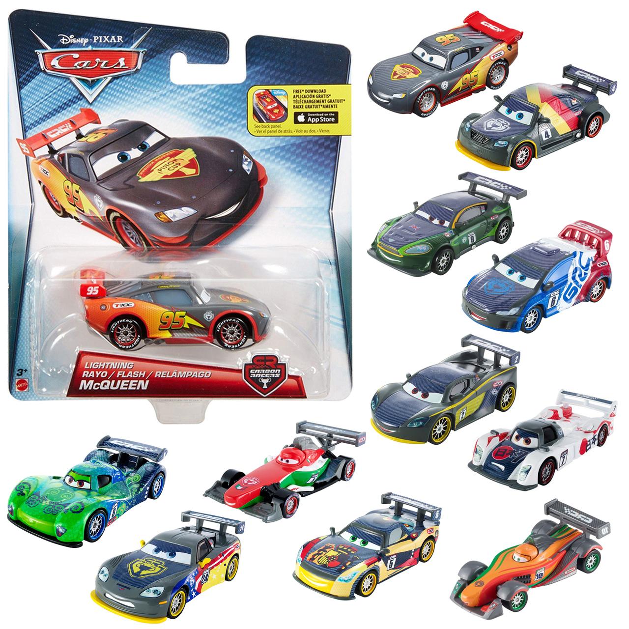 Disney cars clearance £0.55 each in Asda