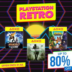 PlayStation Retro + Koei & Tecmo Sales at PSN Indonesia - Burnout Paradise Remastered £6.43 Nioh Complete Edition £14.11 Zombi £2.25 + MORE