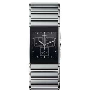 RADO Black Integral XL Chronograph Watch - TK Maxx - £799.99