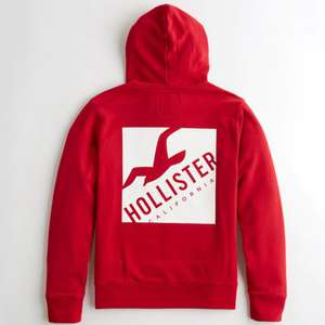 Hollister hoodie only £12.80 with free C&C