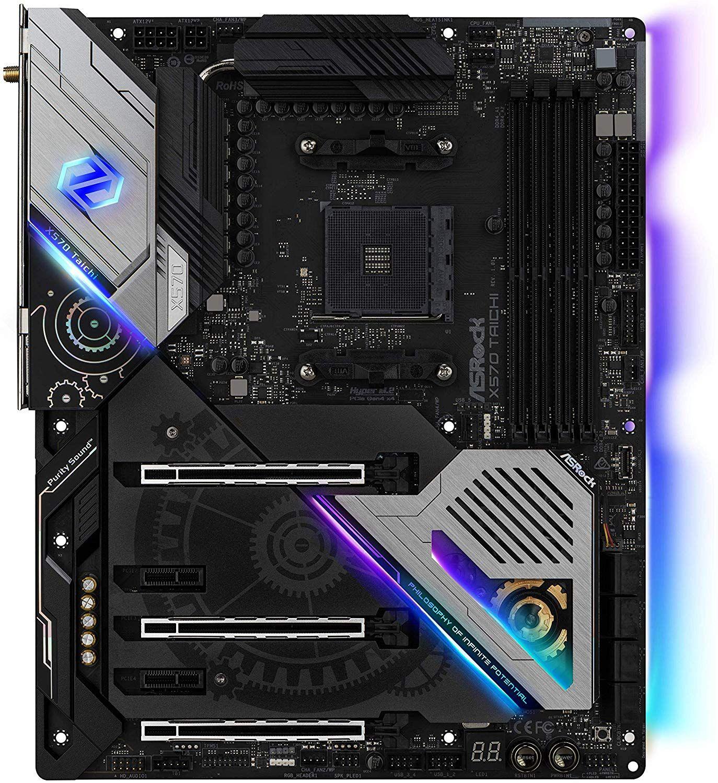 ASRock X570 Taichi AM4/M.2/DDR4/HDMI/ATX Motherboard £284.91 @Amazon