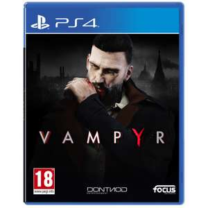 Vampyr PS4 Game/Xbox one for £12.99 Free C&C ( See OP for other seller) @ Argos