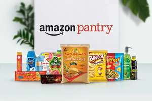 Amazon Pantry Mid-Year Sale - 50% off selected items