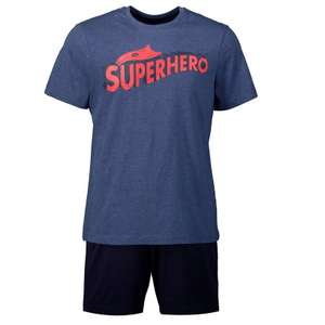 Blue 'Superhero' Pyjamas £5.50 @ Argos by TU - (Free C&C) Various others also available. More in OP