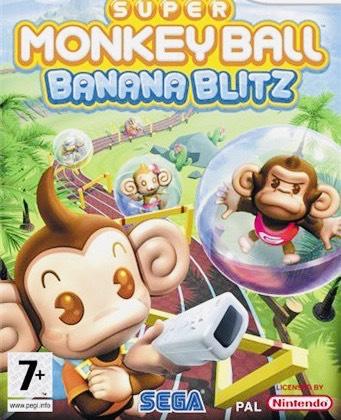 Super Monkey Ball: Banana Blitz. NINTENDO, Wii U, Wii - £3 (Free C&C or £1.50 Delivery) @ CeX