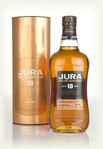 Jura 10 yo £20.39 @ Bookers