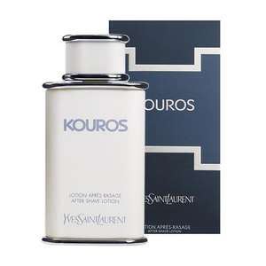 YSL Kouros Aftershave Lotion 100ml now £32.50 delivered with code @ Fragrance Direct