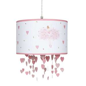 Laura Ashley stunning girl's ceiling light shades £12.80 free click and collect 2 designs