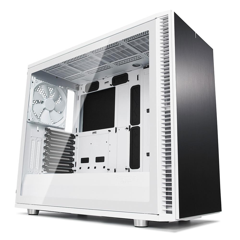 Fractal Design Define S2 TG(Tempered Glass) Midi-Tower Case E-ATX,ATX,mATX,iTX White or Black - link for black in Desc. @ LambdaTek - £86.99