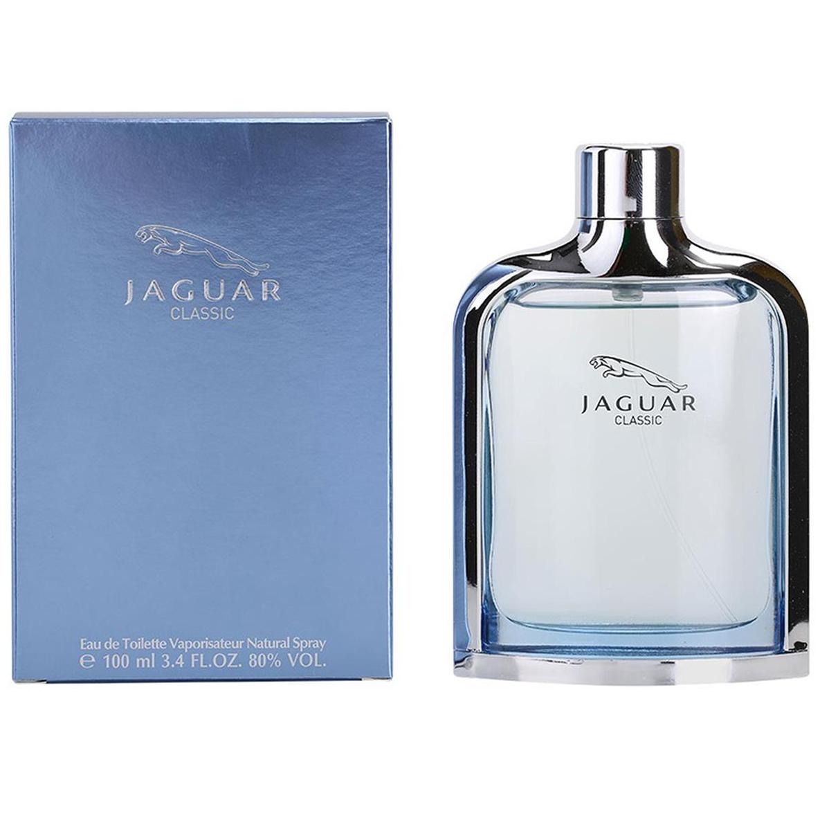 Jaguar classic perfume £10.50 + £1.99 P&P @ Groupon
