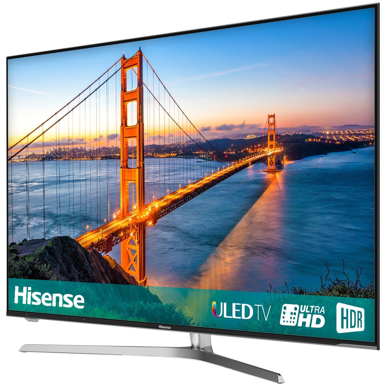 "Hisense H55U7AUK 55"" Smart 4K Ultra HD HDR ULED TV £479 @ Hisense_uk ebay"