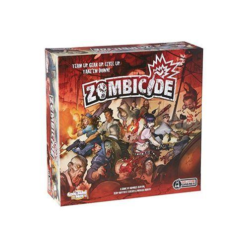 Zombicide £56.96 delivered @ Zatu