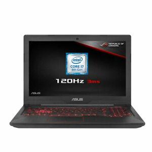 Refurbished ASUS TUF FX504GM (i7 8750H, GTX 1060 6 GB, 12 GB RAM, 120 Hz 15.6'' TN screen) £759.99 @ Laptop Outlet Direct eBay