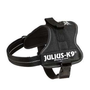 Julius K9 Dog Harness, Mini Mini in Black - £17.99 (Prime) £22.48 (Non Prime) @ Amazon