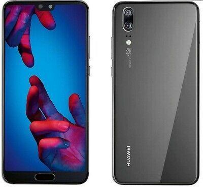 "NEW Huawei P20 EML-L09 4G 5.8"" Smartphone 4GB RAM 128GB Unlocked Sim Free"