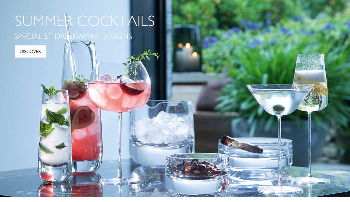 20% off Glassware with Code @ LSA International £50 minimum Spend
