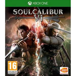 Soul Calibur VI (XBox One/PS4) for £15.95 Delivered @ The Game Collection