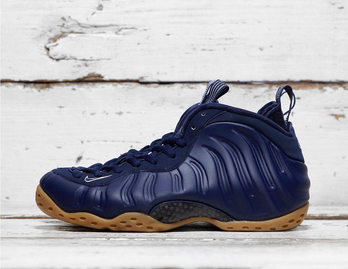 Nike Foamposite One Blue/Gum at Footpatrol £110 @ FootPatrol