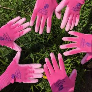 Free pair of gloves and invasive plant removal guide