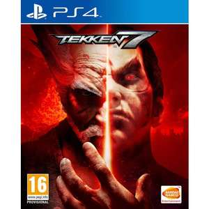Tekken 7 (PS4/Xbox One) £13.95 Delivered @ The Game Collection