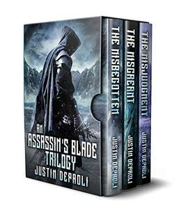 An Assassin's Blade Trilogy (plus TWO others) by Justin DePaoli FREE on Kindle @ Amazon