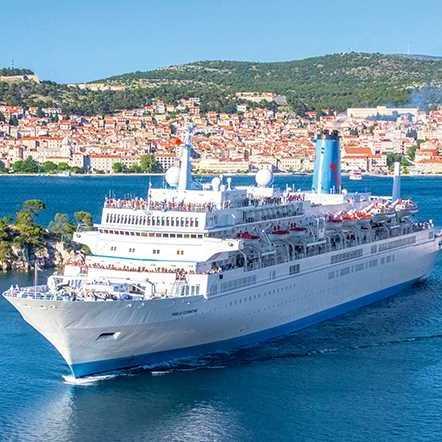 Cruise: Transatlantic from Malaga-Barbados10 Nov 2019 (11 nights) All Inclusive, Outside Cabin, Tips included £939pp @ Iglu Cruise