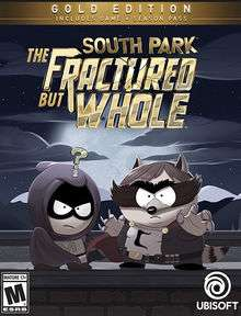 South Park: The Fractured But Whole - Gold Edition (uPlay) £7.09 @ Fanatical