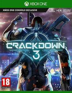 Crackdown 3 (Xbox One) £12.95 @  TheGameCollectionOutlet / Ebay