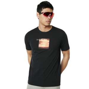 Oakley Sunset Print Tee - 50% Off now £10 + Free Delivery @ Oakley