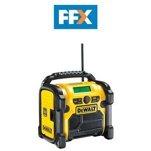 DeWalt DCR020 240v XR Li-ion DAB/FM Compact Radio (BARE UNIT) £52 @ FFX / Ebay